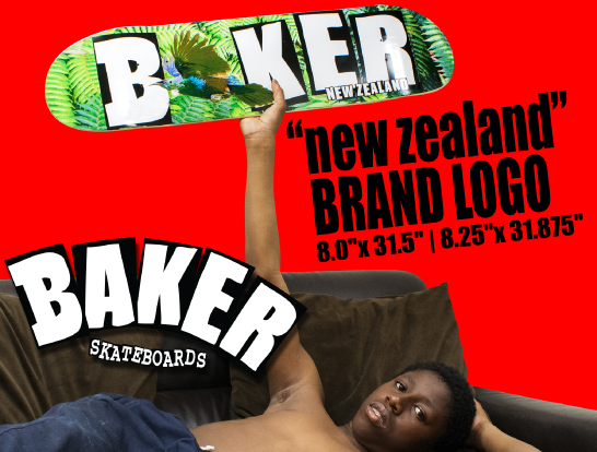 Baker NZ Decks