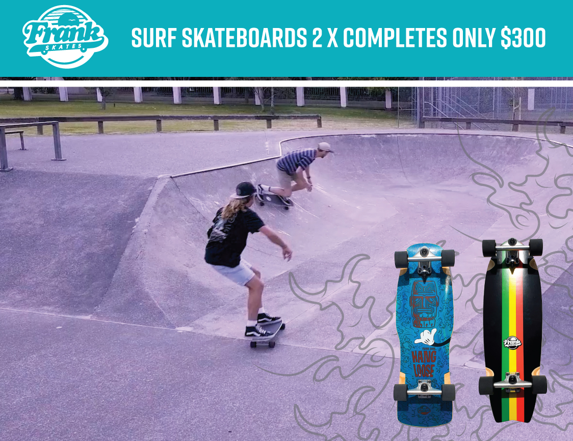 Surfskates - SKATE
