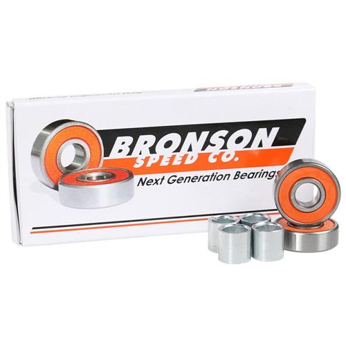 Bronson Speed G2 Bearing Set Of 8