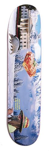 Alltimers Confusing Tourism Snow Deck, Size 8.5