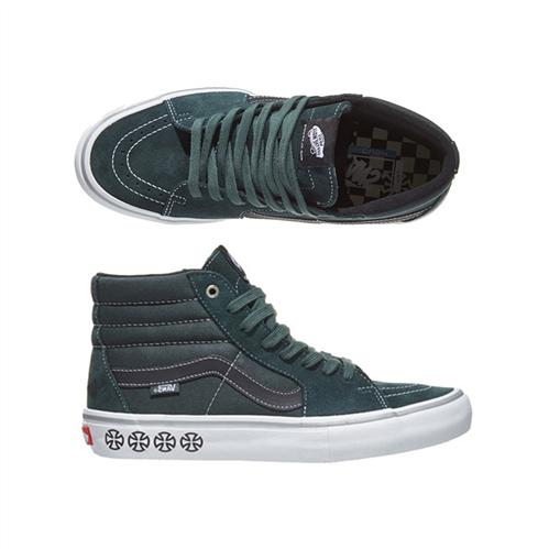 4ddfd2e83 Vans Sk8-Hi Pro Shoes