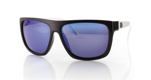 Carve Sanchez Pol/Iridium Sunglasses, Black