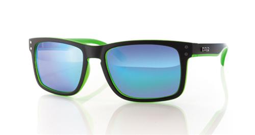 Carve Goblin Pol/Iridium Sunglasses, Matt Black