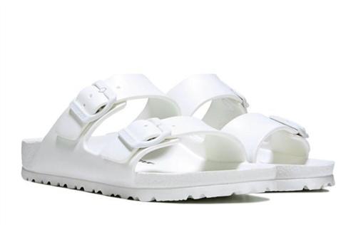 Birkenstock Arizona EVA Narrow Sandal, White