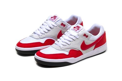 Nike SB GTS RETURN PREMIUM, RED PLATINUM