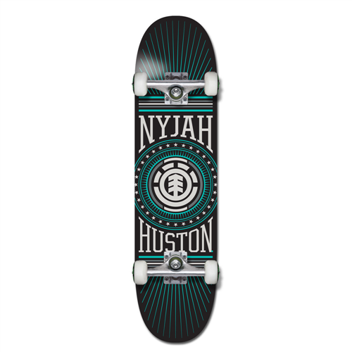 Element Nyjah Dialled Skate Complete