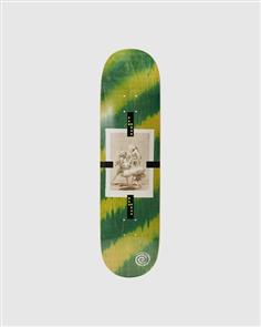 Madness Jack Gonz R7 Deck, Green Swirl