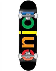 "Enjoi Spectrum Skate Complete, Size 7.875"""