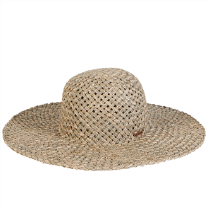 Billabong Tallows Straw Hat, Natural