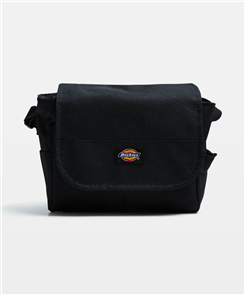 Dickies BASIC COURIER BAG, BLACK