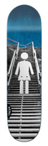 Girl Grl-One Offs Wr33 #4 Deck, Brandon Biebel