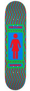 Girl Grl-Lakai The Flare X Girl Deck, Rick Howard