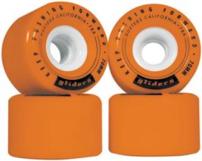 Dusters Gliders Wheel, Orange
