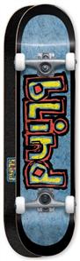 """Blind OG Box Out FP Premium Skate Complete, Black/Blue 7.6"""""""