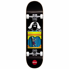 Almost Puppet Master First Push Skate Complete, Black