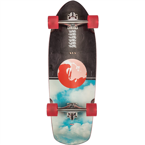 Globe Stubby Skate Longboard On-Shore, Closeout