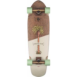Globe Big Blazer Skate Cruiser, Coconut/Palm