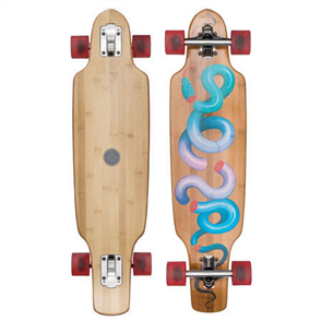 Globe Spearpoint Mini Cruiser Complete, 33""