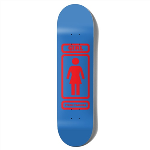 """Girl 93 Til Infinity WR40 Pacheco Deck, Size 8.375"""""""