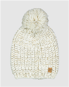 Billabong BELOW ZERO BEANIE, ANTIQUE WHITE