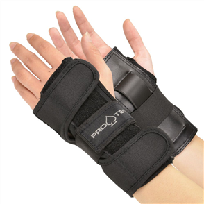 Protec Wrist Guards Pair