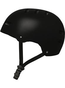 Globe Slant Free Ride Skate Helmet, Matte Black