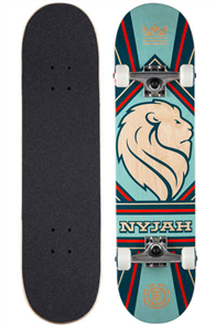 Element NYJAH MONARCH 7.7  SKATE COMPLETE