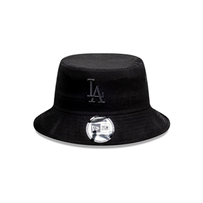 NewEra LOS ANGELES DODGERS BUCKET Cap, BLACK