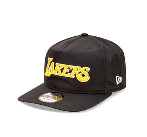 NewEra Los Angeles Lakers Wordmark The Golfer Snapback