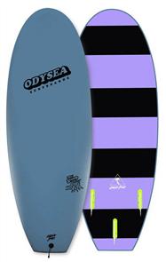 Odysea Stump Thurster Softboard, Steel Blue 18