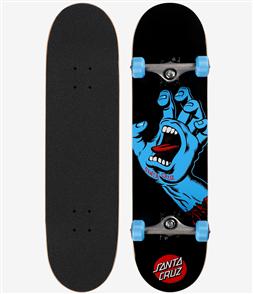 "Santa Cruz Screaming Hand Full Skate Complete, 8.0"""