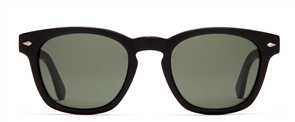 OTIS Summer of 67 Sunglasses, Black/ Grey