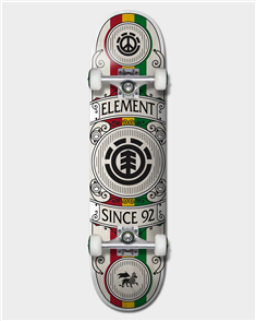 Element REGAL RASTA SKATE COMPLETE