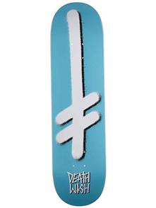 Deathwish DECK GANG LOGO ICE BLUE  8.25