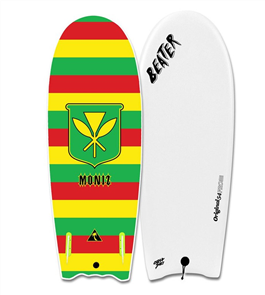 "Beater Pro 54"" Twin Softboard- Moniz Brothers"