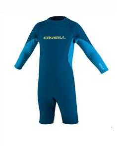 Oneill TODDLER O'ZONE Long Sleeve SPRING Suit, Deep Sea
