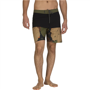 Hurley PHTM COMBAT 18Inch  Leg Tie Waist BOARDSHORT