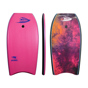 Manta Sonic Bodyboard, Pink
