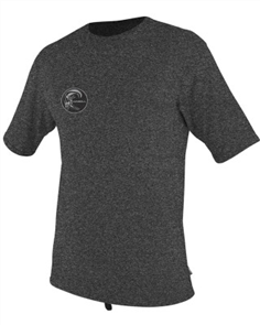 Oneill 24-7 HYBRID Short Sleeve SURF SHIRT, 002 Black