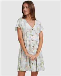 Billabong MOONFLOWER DRESS, MINT