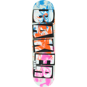 Baker Deck Riley Hawk Brand Ink Drop, Size 7.75""
