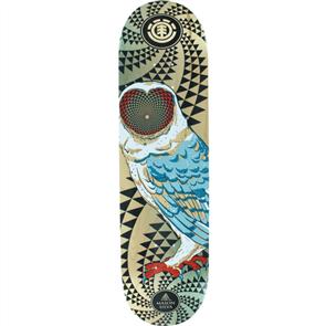 Element Mason Owl Deck, Size 8.25