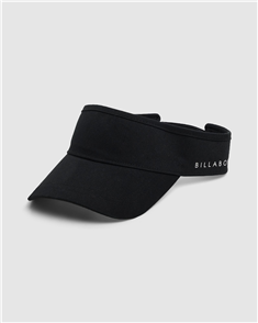 Billabong SERENITY VISOR, BLACK