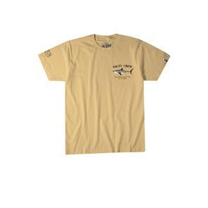 Salty Crew Bruce Short Sleeve Tee, Squash