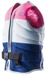 Rip Curl Junior Omega Buoyancy Vest, 0020 Pink