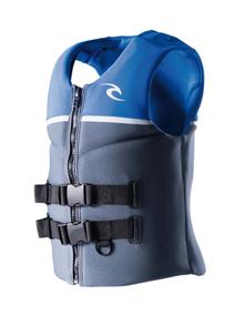 Rip Curl Omega Buoyancy Vest, 0070 Blue