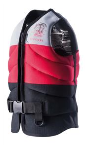 Rip Curl Boys D/Patrol Buoyancy Vest, 0040 Red