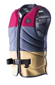 Rip Curl Womens D/Patrol Buoyancy Vest, 0070 Blue