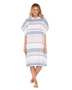 Oneill Womens Stardust Change Towel, Multi Stripe