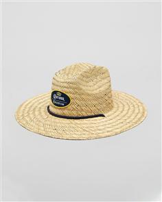 Kustom CORONA - STRAW HAT, NATURAL